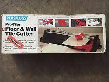 Kobalt Tile Cutter Instructions by Plasplugs Pro Tiler Floor U0026 Wall Tile Cutter Ebay