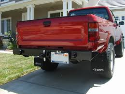 100 Toyota Truck Bumpers Aftermarket Rear Bumper Nation Forum Car And
