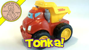 99 Chuck The Talking Truck Friends My Updated Video Playskool Tonka