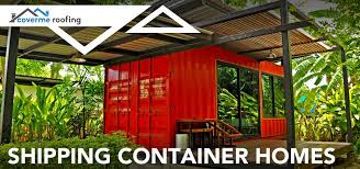 100 Shipping Container Cottage Trend Homes Cover Me Roofing