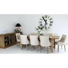 Dining Room Set With Buffet Contemporary Side Table Luxury Furniture Than