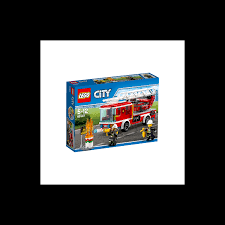 Fire Ladder Truck - Toybricks