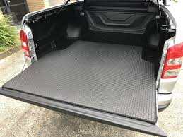 Pickup Bed Mats by Bed Mat For Mitsubishi Triton Unibee 4x4