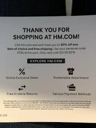 One Time Use H&M Code! Please Comment If You Use It ... Agave Kitchen Coupons Napa Mailing Out Coupon Codes With Newsletters Lulemon Athletica Revenue Tops Views Wsj Sweet Savings With Fall Sale Shop Double Cash Back At Heb First Time Delivery Coupon Tapeonline Com Csgo Empire Promo Code Fat Pizza Lulu Latest Promotions Electronics For Less The Best Blue Buffalo Coupons Printable Bowmans Website Bass Pro Codes January 20 Findercom Jiffy Lube Discount Code June 2019 Promo Latest Posts Boxing Day Canada