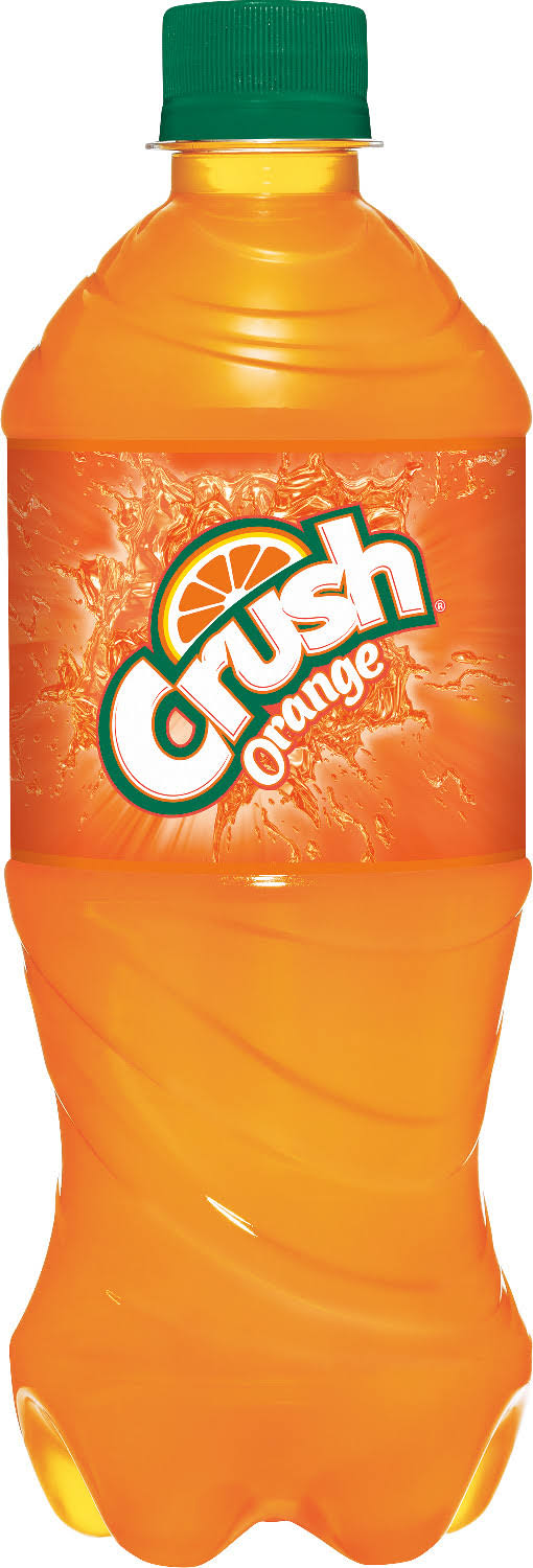 Crush Orange Soda - 20 fl oz