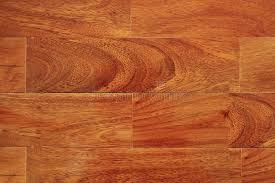 Parquet Wood Flooring Shiny Texture With Clear Coating
