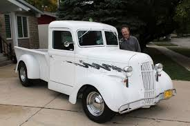 Rebuilt REO Truck One Of A Kind - Winnipeg Free Press Hd Truck News Lug Nuts July 2012 Photo Image Gallery 1945 Dodge Halfton Pickup Classic Car Photos Everything You Need To Know About Sizes Classification Half Ton 2019 20 Top Upcoming Cars Nissan Expands Line With 2017 Titan Talk Chevrolet Trucks Building America For 95 Years Rm Sothebys 1939 Ford Barrel Grille St 1952 B3b Pilothouse Half Ton Truck Tesla Unveils First Image Of Its Electric Pickup And It Almost Crew Cab Review Price Horsepower