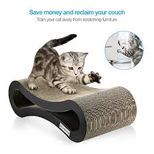Cat Scratcher Lounge isYoung corrugated Cat Scratcher Cardboard