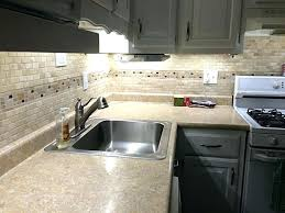 led lighting kitchen cabinets faced