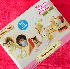 Calico Critter Baby Nursery Play Set The Baby... - Depop Sylvian Families Baby High Chair 5221 Epoch Calico Critters Baby Tree House Accessory Set Doll Cheap Find Deals On Line At Red Roof Cozy Cottage Complete With Figure And Accsories Seaside Tasure Fence Main Door Flora Berry Get Ready For Bed Furbanks Squirrel Girl Bamboo Panda Pizza Delivery Luxury Townhome Deluxe Nursery Cf1554 Sophies Love N Care
