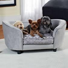 amazon com enchanted home pet quicksilver pet sofa bed 34 by 3