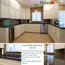 kitchencrate south complete lodia ca quartz bedrosians
