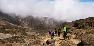 A Kilimanjaro Climb By Ker Downey