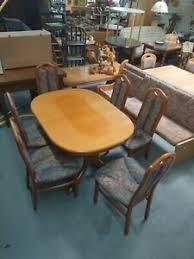 ovale klassische tisch stuhl sets fürs esszimmer günstig