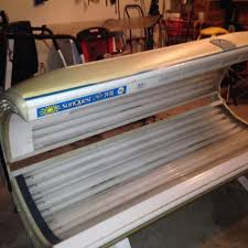 find more sunquest pro 24 rs tanning bed 220v for sale at up to 90