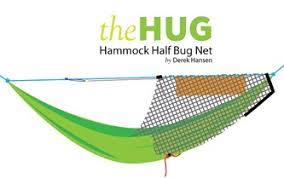 The HUG Half Bug Net