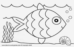 Coloring Page For Preschool Free Sheets Pages Printables Downloads