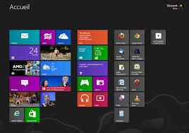 bureau windows 8 epingler un site sur l écran d accueil de windows 8