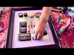 Use Old Makeup Or You Dont Want For An Artsy DIY Frame