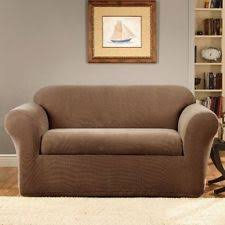 Sure Fit Folding Chair Slipcovers by 3 Seater Sofa Sure Fit Furniture Slipcovers Ebay
