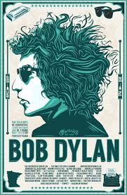Bob Dylan By Michael Williamson Band PostersRock