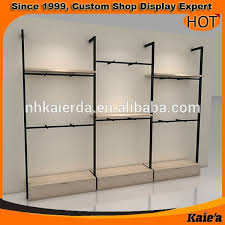 China Metal Retail Store Fixtureguangdng Garment Rack Supplier With Regard To Clothing Display Racks