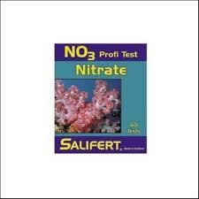 test no3 pour aquarium eau de mer 60 tests salifer animalerie