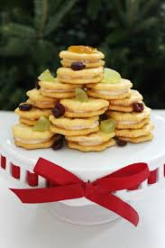 Publix Christmas Trees 2014 by Tobins U0027 Tastes Ritz Crackers Christmas Tree With Goat Cheese