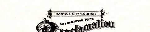 100 Bangor Truck Equipment CITY COUNCIL AGENDA