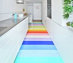 Kitchen 3D Floor Art Murals With Epoxy Flooring Paint Should We Install In Our Kitchens Read This Article