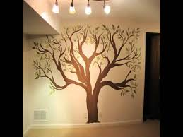 Tree Wall Decor Ideas by Fabric Wall Art Design Ideas Youtube
