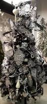 Vickerman Christmas Tree Topper by 79 Best Black U0026 White Christmas Tree Ideas Images On Pinterest