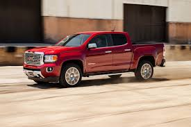 2017 GMC Canyon Denali First Test: Small Truck, Fancy Package ... 12 Perfect Small Pickups For Folks With Big Truck Fatigue The Drive Detroit Auto Show Gmc Debuts New 2015 Canyon Midsize Truck Latimes Gm Unveils 2019 Sierra Denali Slt Pickup Trucks 2016 Pickup Diesel Best Fuel Economy Period 2018 Eassist Hybrid To Be Sold Nationwide Ny Vw And Steal Headlines Gearjunkie 2017 Is With Luxury Preview Trucks Your Biggest Jobs 2012 Reviews Rating Motor Trend First Test Fancy Package Good Things Come In Packages