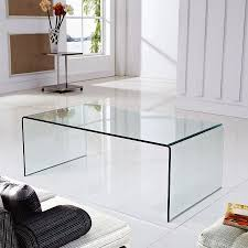 Glass Living Room Table Walmart by Costway Tempered Glass Coffee Table Accent Cocktail Side Table