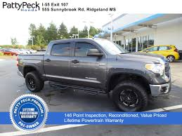 Pre-Owned 2014 Toyota Tundra 4WD Truck SR5 Crew Cab Pickup In ...