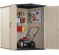 Rubbermaid Horizontal Storage Shed Home Depot by 498 7x3 5 Rubbermaid Big Max Jr Fg371301sanwn Home Depot