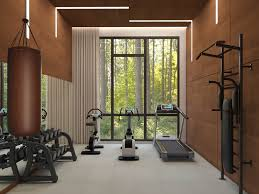 Home Designs: Home Gym Design - Spacious Moscow Home That Exudes ... Home Gym Interior Design Best Ideas Stesyllabus A Home Gym Images About On Pinterest Gyms And Idolza Designs Hang Lcd Dma Homes 12025 70 And Rooms To Empower Your Workouts Beautiful Small Space Gallery Amazing House Nifty Also As Wells A To Decorating Equipment With Tv Fniture Top 15 In Any For Garage Exterior Gymnasium Vs
