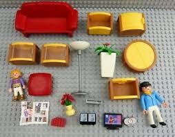 details zu playmobil wohnzimmer ersatzteile für stadthaus puppen oder dollhouse pm 34