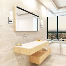 Modern Bathroom Lighting Ideas | YLighting Great Bathroom Pendant Lighting Ideas Getlickd Design Victoriaplumcom Intimate That Youll Love Flos Usa Inc 18 Beautiful For Cozy Atmosphere Ligthing Height Of Light Over Sink Using In Interior Bathroom Vanity Lighting Ideas Vanity Up Your Safely And Properly Smart Creative Steal The Look Want Now Best To Decorate Bathrooms How A Ylighting