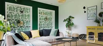 dekoration mit der farbe grün die besten 6 ideen für ihr