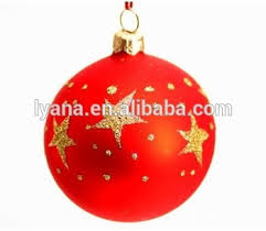 Christmas Tree Decoration Fiberglass Balls