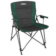 Gander Mountain Champion Deluxe Hard Arm Chair - Dannie ...