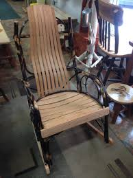 Rocker - Amish Bentwood Hickory, Extra Large Size (9-Slat Back ... Quality Bentwood Hickory Rocker Free Shipping The Log Fniture Mountain Fnitures Newest Rocking Chair Barnwood Wooden Thing Rustic Flat Arm Amish Crafted Style Oak Chairish Twig Compare Size Willow Apninfo Amazoncom A L Co 9slat Rocker Bent Wood With Splint Woven Back Seat Feb 19 2019 Bill Al From Dutchcrafters