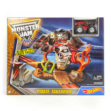 Hot Wheels Monster Jam Pirate Takedown | Samko & Miko Toy Warehouse Hot Wheels Custom Motors Power Set Baja Truck Amazoncouk Toys Monster Jam Shark Shop Cars Trucks Race Buy Nitro Hornet 1st Editions 2013 With Extraordinary Youtube Feature The Toy Museum Superman Batmobile Videos For Kids Hot Wheels Monster Jam Exquisit 1 24 1991 Mattel Bigfoot Champions Fat Tracks Mutt Rottweiler 124 New Games Toysrus Amazoncom Grave Digger Rev Tredz Hot_wheels_party_gamejpg