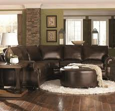 Light Brown Couch Living Room Ideas by Brown Living Room Brown Wooden Laminate Coffee Table Ottoman