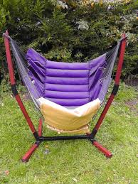 Hammock Chair With Stand Small