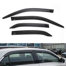 4 Pcs New Car Out-Channel Window Rain Guard Wind Deflector Visors ... Rain Guards Inchannel Vs Stickon Anyone Know Where To Get Ahold Of A Set These Avs Low Profile Door Side Window Visors Wind Deflector Molding Sun With 4pcsset Car Visor Moulding Awning Shelters Shade How Install Your Weathertech Front Rear Deflectors Custom For Cars Suppliers Ikonmotsports 0608 3series E90 Pp Splitter Oe Painted Dna Motoring Rakuten 0714 Chevy Silveradogmc Sierra Crew Wellwreapped Kd Kia Soul Smoke Vent Amazing For Subaru To And