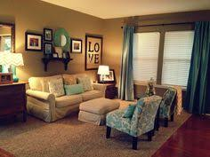 Brown And Teal Living Room by Furniture Contemporary Teal Living Room Accessories Like Curtains
