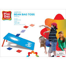 Play Day Bean Bag Toss