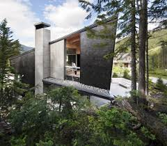 100 Whistler Tree House Residence By BattersbyHowat Architects Wowow Home